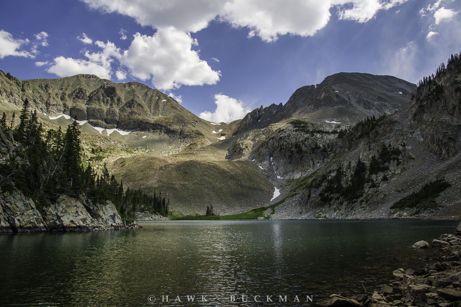 Lake Agnes & Mount Richthofen